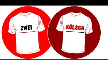 ZWEI KÖLSCH Logo